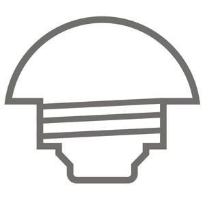 Drehverschluss (Ø 3,7 cm)