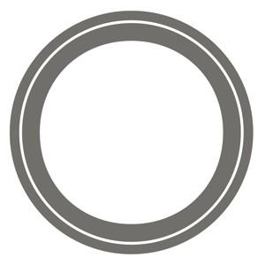 Profildichtungsring für Ventil Stopfen Enduro Push mit Ø 4,9cm